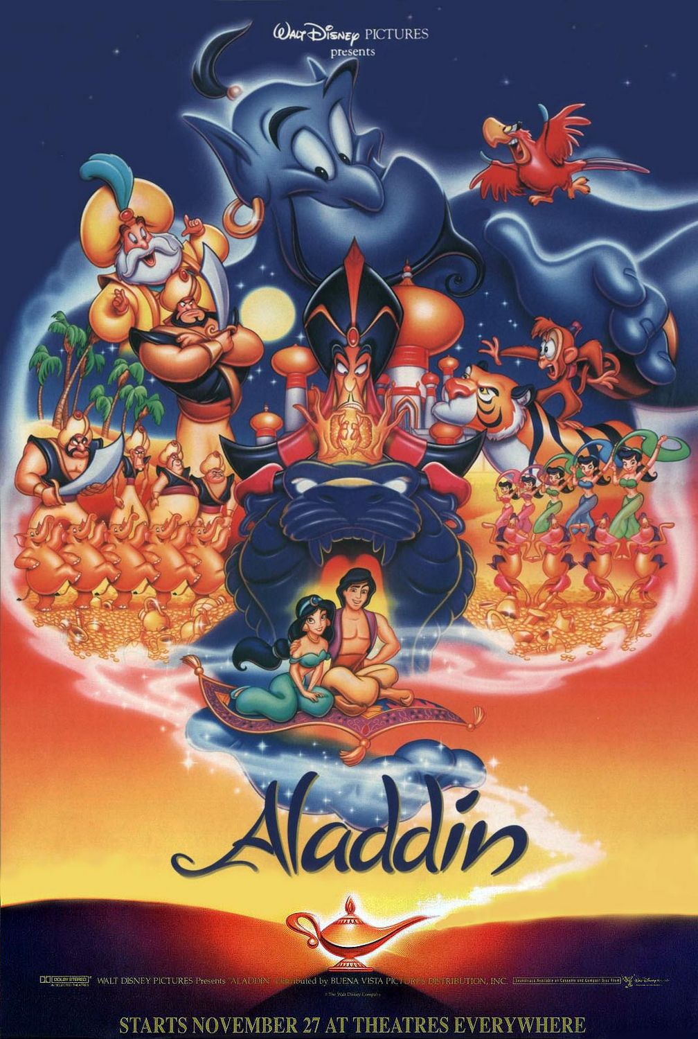 Aladdin Movie Poster Short Review of...