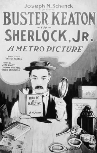 Sherlock-Jr.-Poster