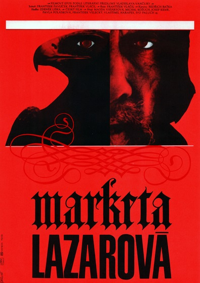 Marketa_Lazarova_film_poster_1967_Czech_film