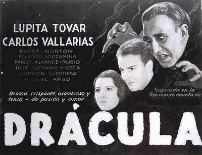 Image result for 1931 spanish dracula